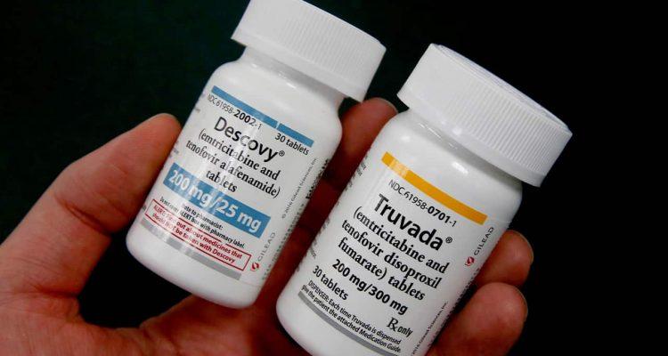 Photo of HIV medications