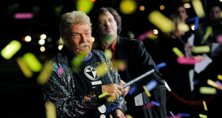 Photo of comedian Rip Taylor