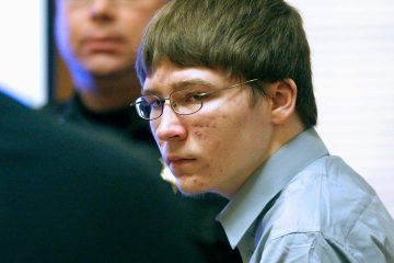 Photo of Brendan Dassey