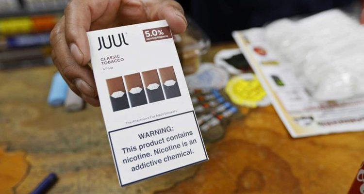 Photo of Juul pods