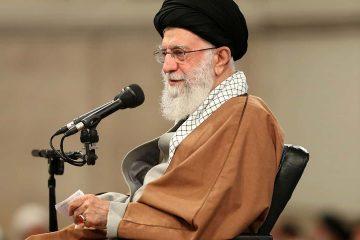 Photo of Supreme Leader Ayatollah Ali Khamenei