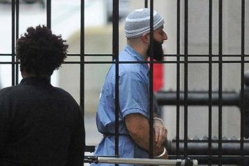 Photo of Adnan Syed