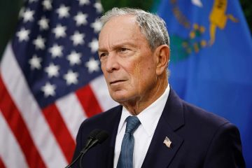 Photo of former New York City Mayor Michael Bloomberg
