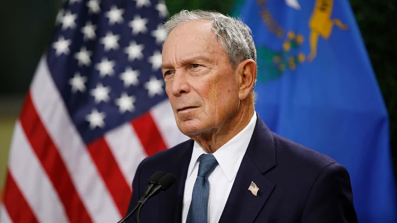 Photo of former New York City Mayor Michael Bloomberg