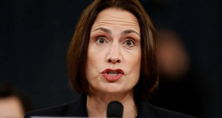 Photo of Former White House national security aide Fiona Hill