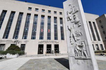 Photo of the E. Barrett Prettyman United States Courthouse in Washington
