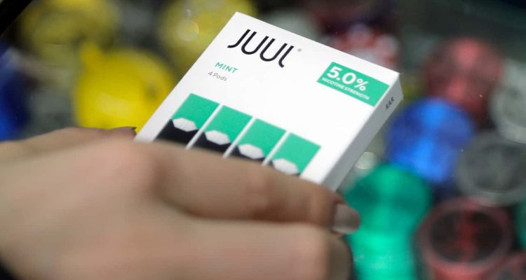 Photo of Juul refills