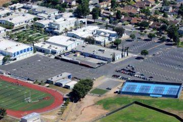 Photo of Saugus High School