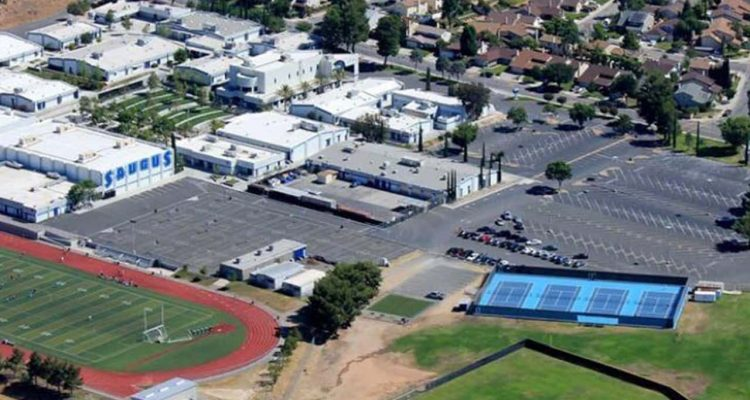 Photo of Saugus High School