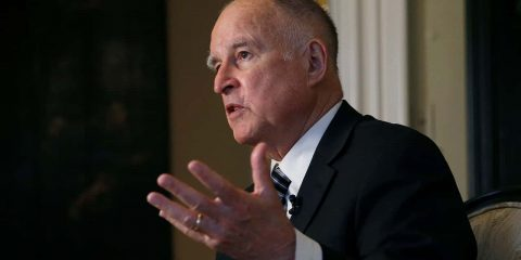 Photo of former Gov. Jerry Brown