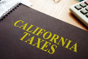 Photo of California taxes