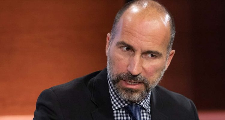 Photo of Dara Khosrowshahi