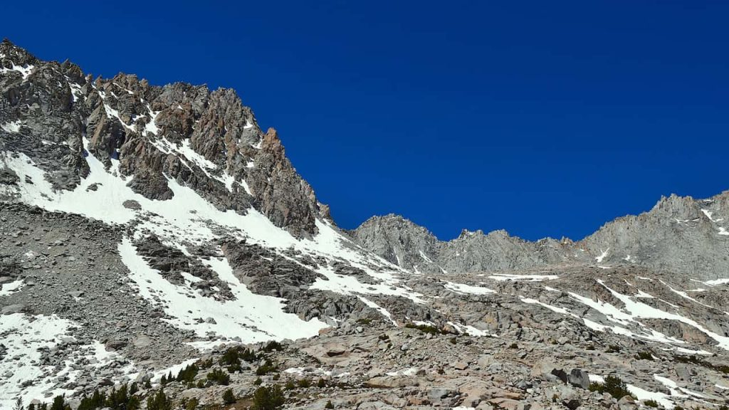 Photo of Mount Darwin in Kings Canyon National Park