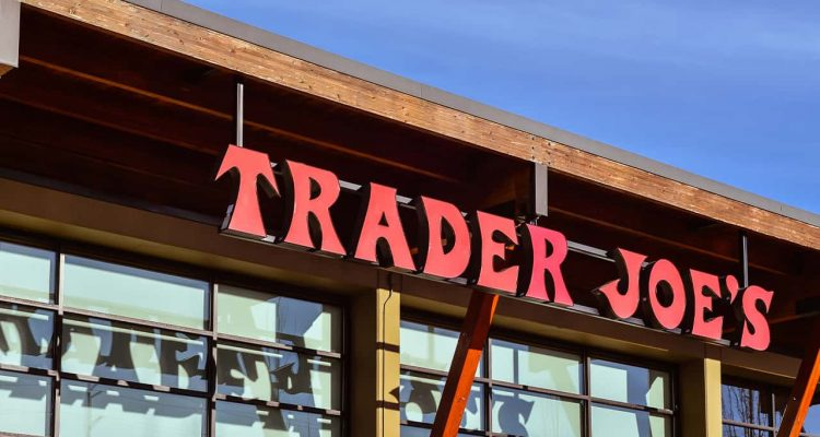 Photo of Trader Joe's sign