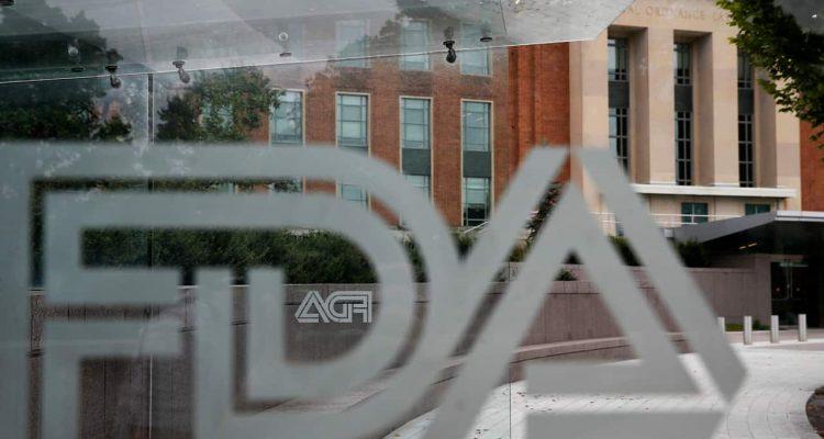 Photo of FDA building