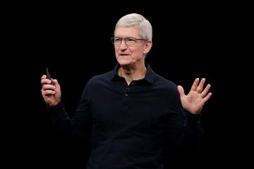 Photo of Apple CEO Tim Cook