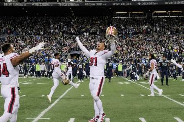 Photo of San Francisco 49ers' Arik Armstead