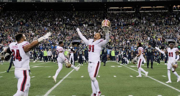 Photo of San Francisco 49ers' Arik Armstead