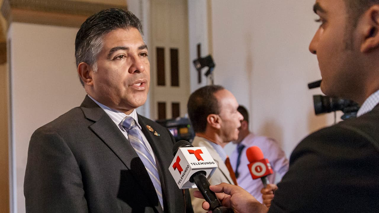 Photo of Rep. Tony Cardenas