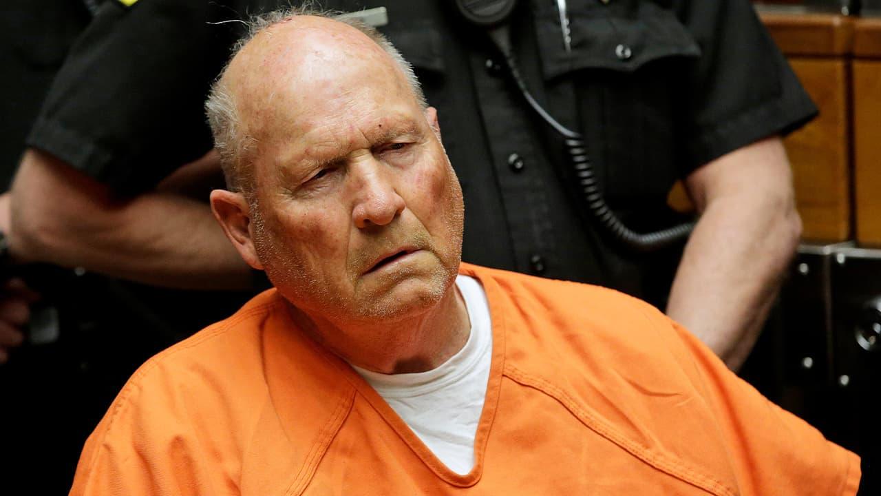 Photo of Joseph James DeAngelo, the alleged Golden State Killer