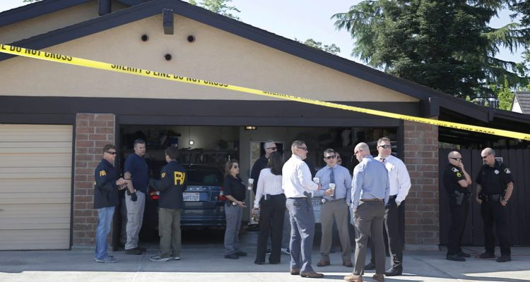 """Photo of the home of the """"Golden State Killer"""" in Citrus Heights, Calif."""