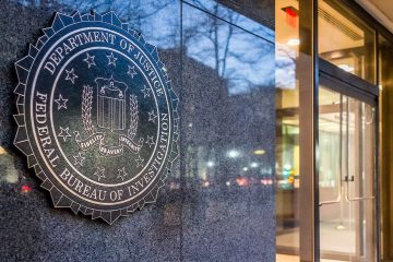 Photo of FBI building