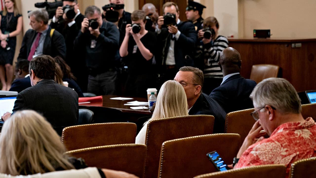 Photo of House Judiciary Committee meeting