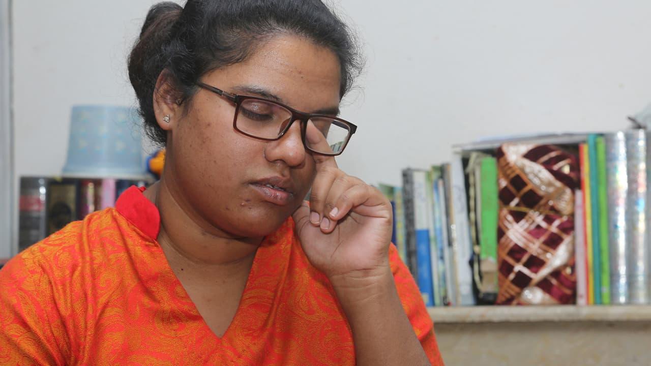 Photo of Pakistani woman Samia Yousaf
