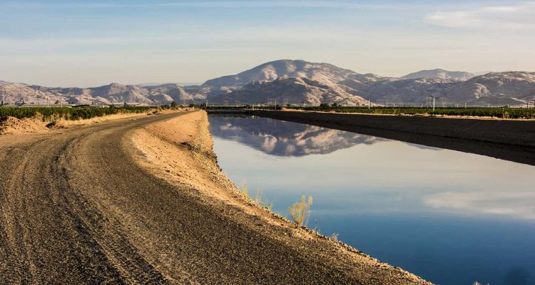 Photo of Friant-Kern Canal