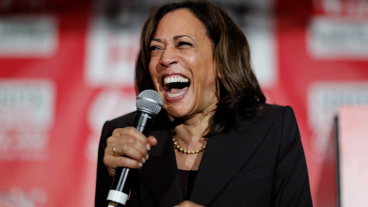 Photo of Kamala Harris