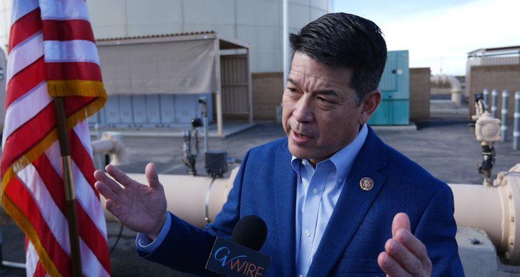 Photo of Rep. TJ Cox