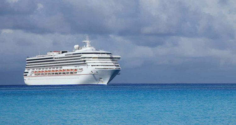 Photo of a cruise ship