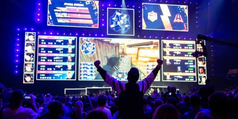 Photo of an esports Counter-Strike: Global Offensive event