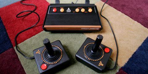Photo of the new Atari Flashback 2