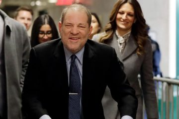Photo of Harvey Weinstein
