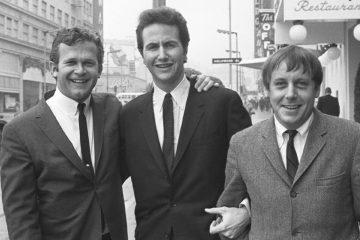 Photo of members of the Kingston Trio