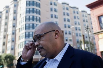 Photo of Mohammed Nuru, director of San Francisco Public Works