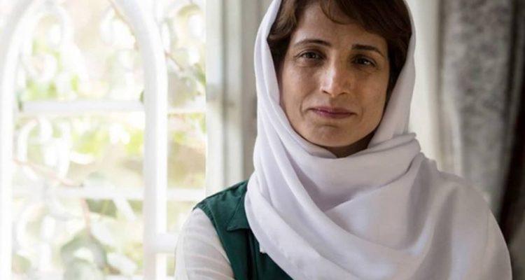 Photo of Nasrin Sotoudeh