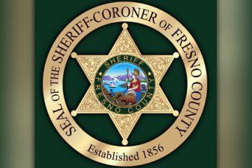 Fresno County Sheriff-Coroner Badge
