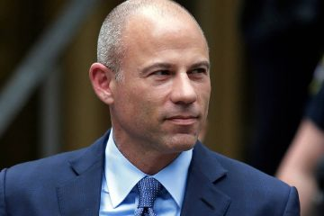 Photo of California attorney Michael Avenatti