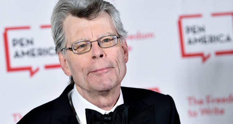 Photo of Stephen King
