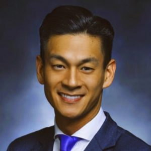 Portrait of Assemblyman Evan Low