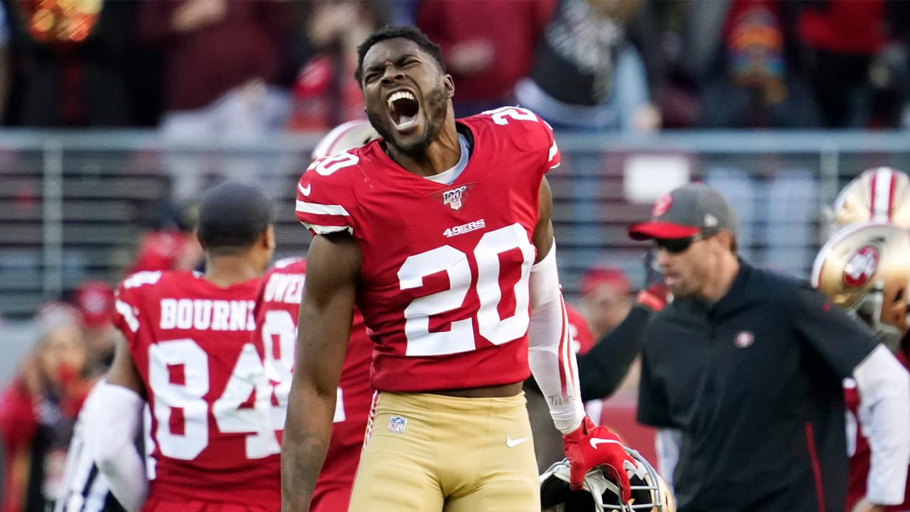 Photo of San Francisco 49ers free safety Jimmie Ward