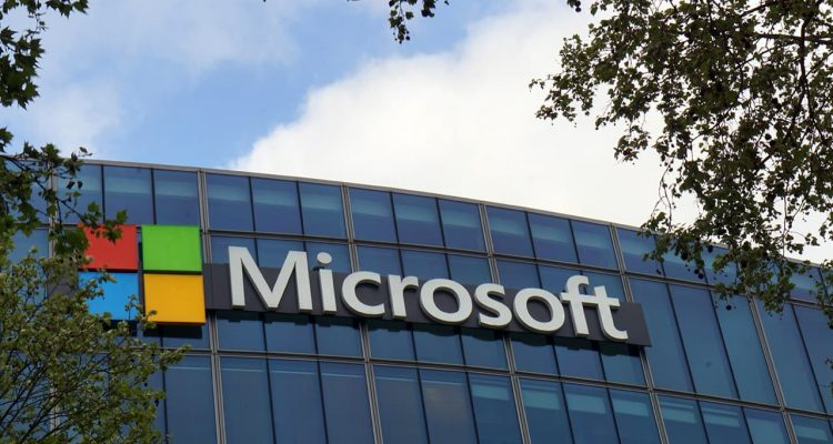 Photo of Microsoft headquarters