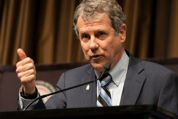 Photo of Sen. Sherrod Brown