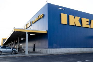 Photo of IKEA store in Philadelphia
