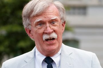 Photo of John Bolton