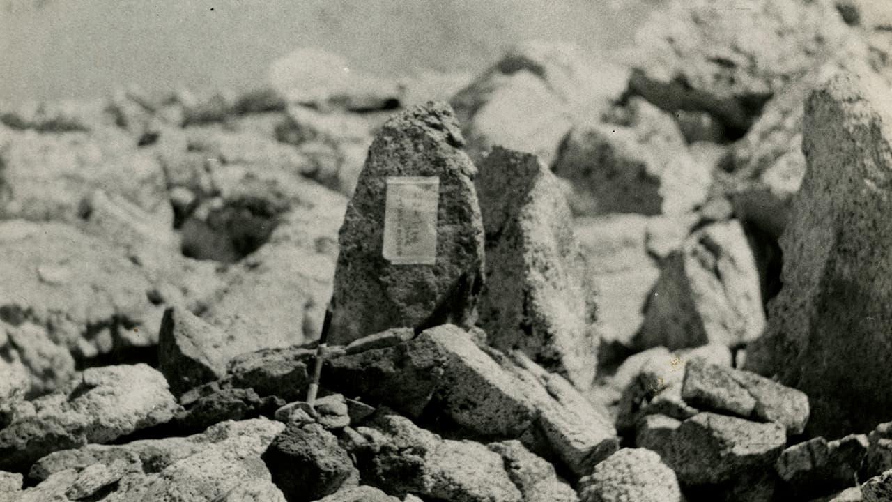 Photo of the gravesite of Giichi Matsumura