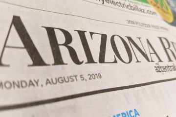 Photo of the Arizona Republic