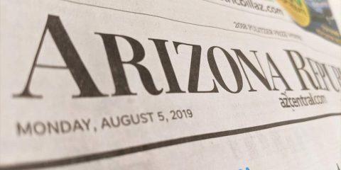 Photo of the Arizona Republic